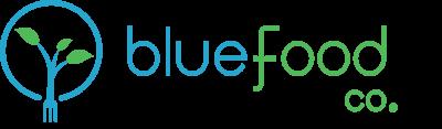 blue food logo 400px